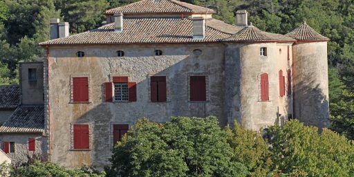 Pablo Picasso Provence Château de Vauvenargues @PerfProvence