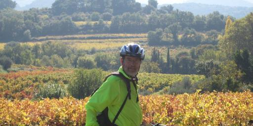 Provence Lifestyle Biking Keith Van Sickle