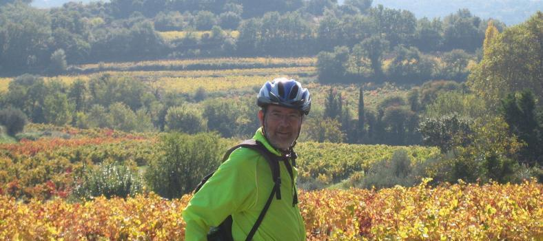 Provence Lifestyle Biking Keith Van Sickle