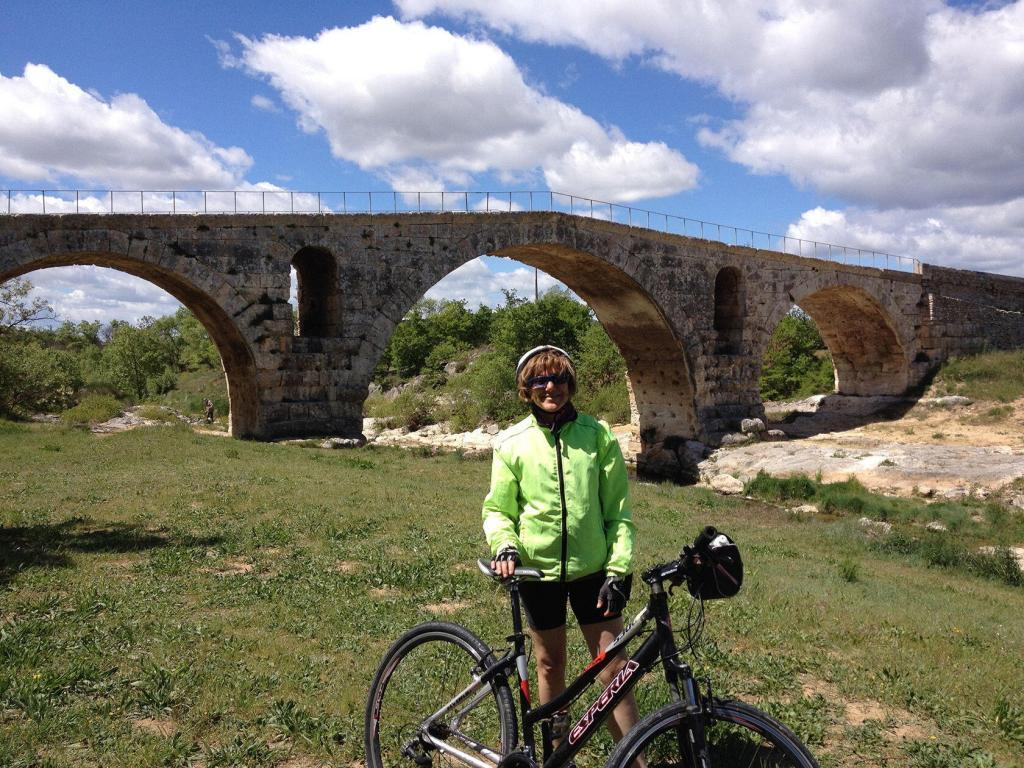 Provence Lifestyle Luberon Biking Keith Van Sickle