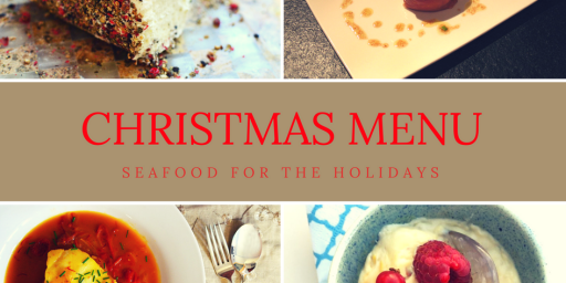 Seafood Holiday Menu Christmas Holiday Menu 2017