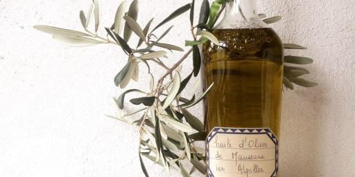 Brine Olives Alpilles