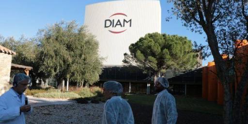 DIAM technical corks France