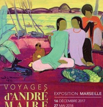 André Maire Art Exhibit Musée Regards de Provence