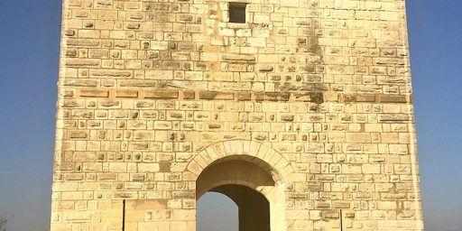 Aigues-Mortes Rempart Gateway @Bfblogger2015
