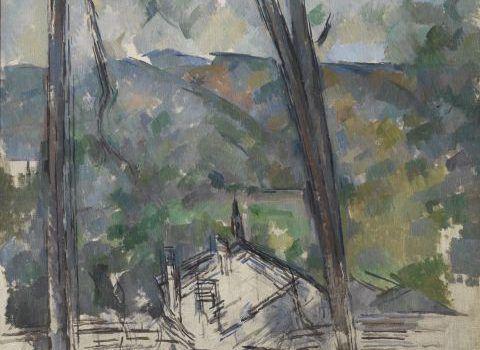 Cezanne Musée Granet