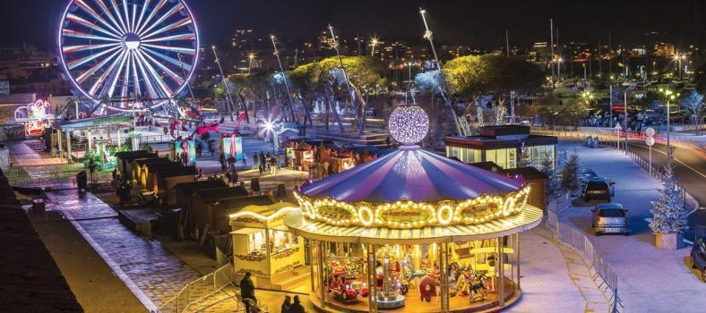 Christmas Events French Riviera