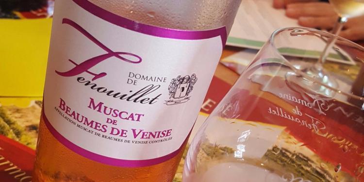 Dessert Wines Provence Muscat de Beaumes-de-Venise