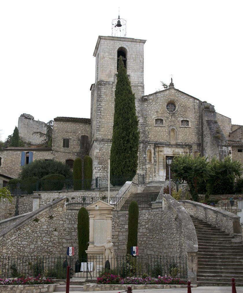 Discover Orgon Eglise paroissiale de l'Assomption Alpilles