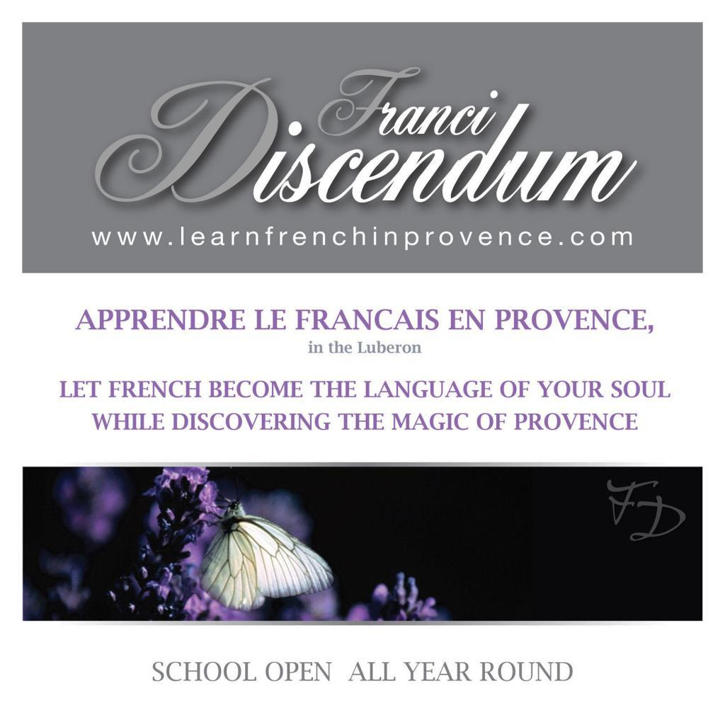 French Language Lessons Franci Discendum