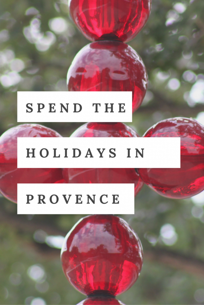 Merry Christmas Perfectly Provence 2017
