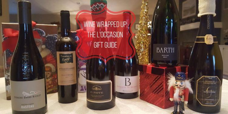 Wine Holidays l'Occasion Gift Guide