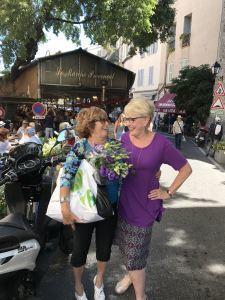 Tour Barefoot Blogger Patricia Sands