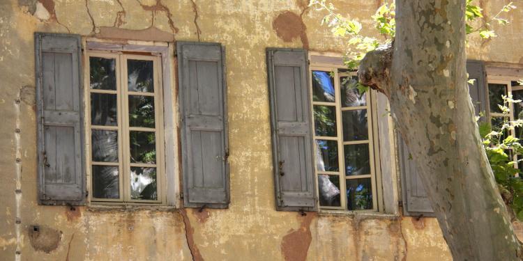 Village Window Cotignac