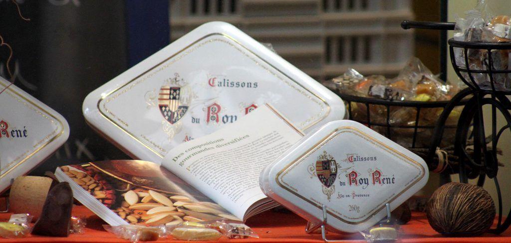Calisson d'Aix Roi René