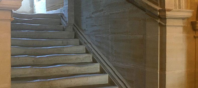 Château de Saumane interiors