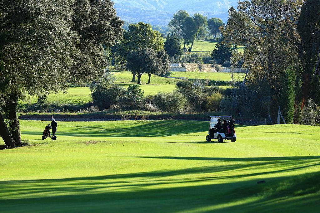 Domaine de Manville golf