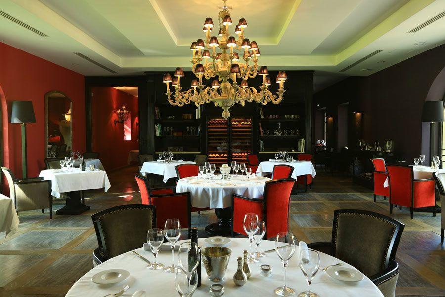 Domaine de Manville restaurant gastronomique