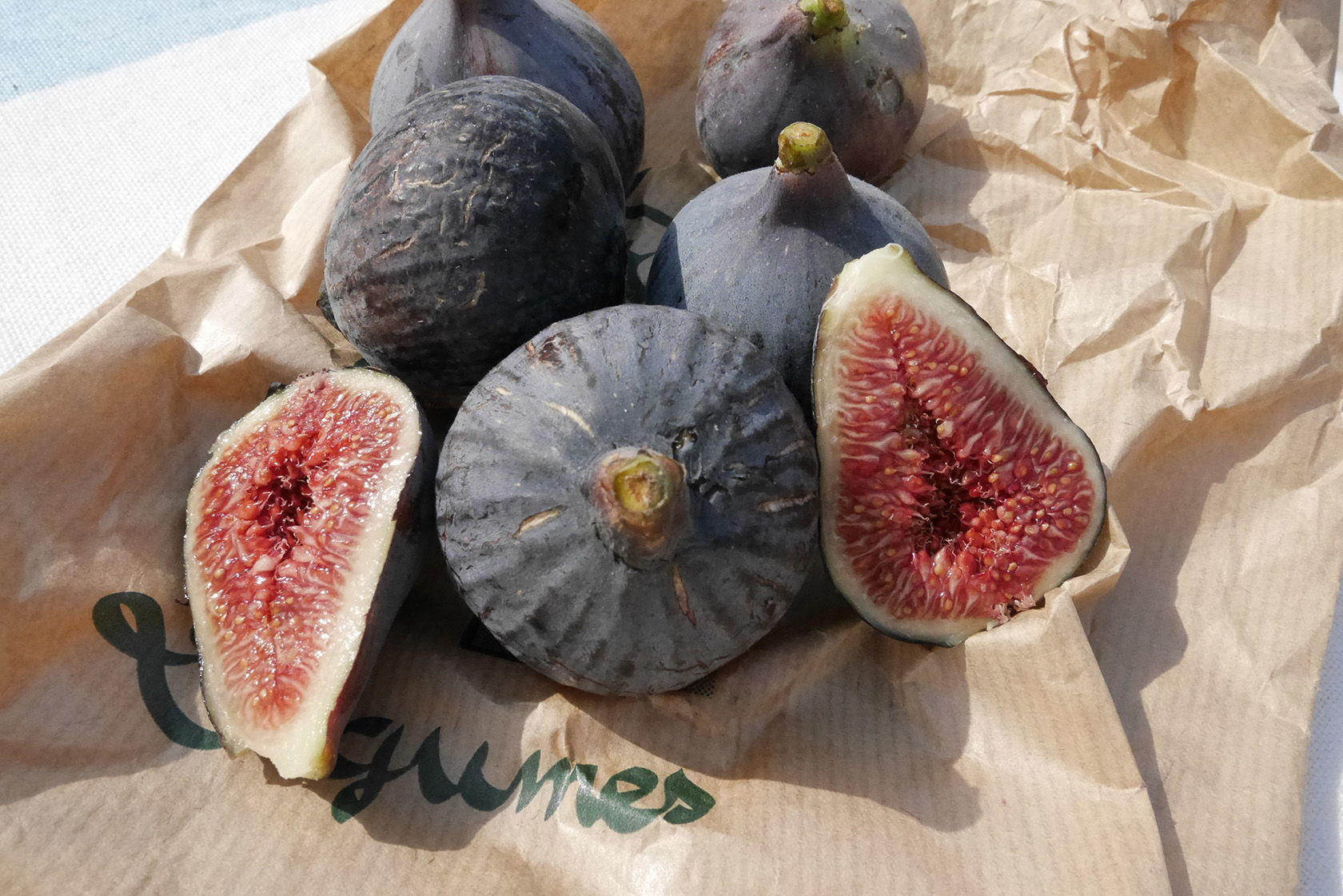 Fresh Figs Provence Lifestyle @Atableenprovence