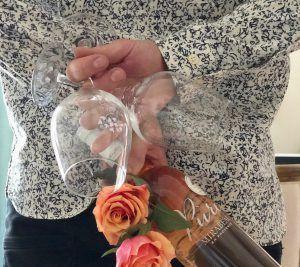 Valentines Day Menu Mirabeau Pure Rosé