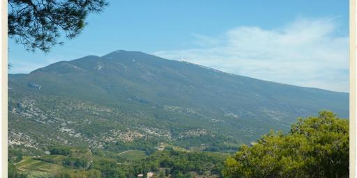 Provence Lifestyle Mont Ventoux @Atableenprovenc