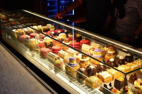 Restaurant St Remy de Provence L'aile ou la Cuisse desserts trip advisor