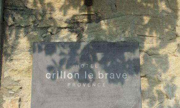 Hotel Crillon le Brave