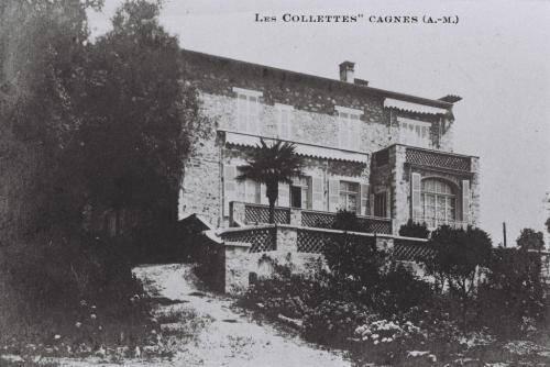 Historic Musée Renoir Cagnes-sur-Mer