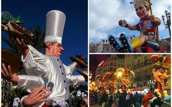 Visit Nice Carnival Cote d'Azur