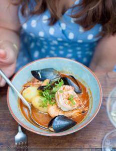 Provencal Fish Soup Recipe