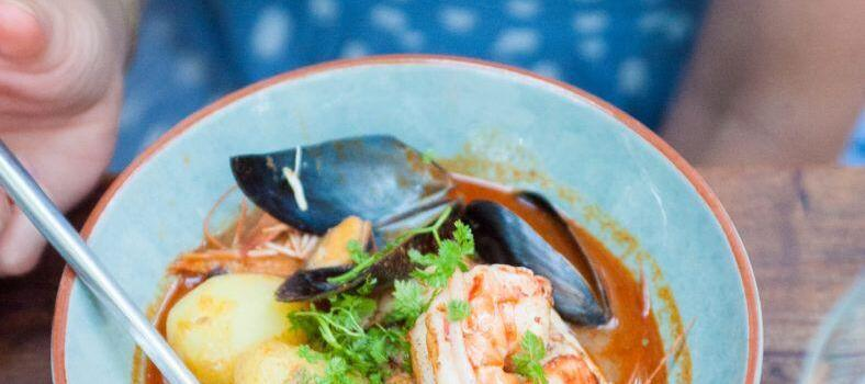 Provencal Fish Soup Recipe