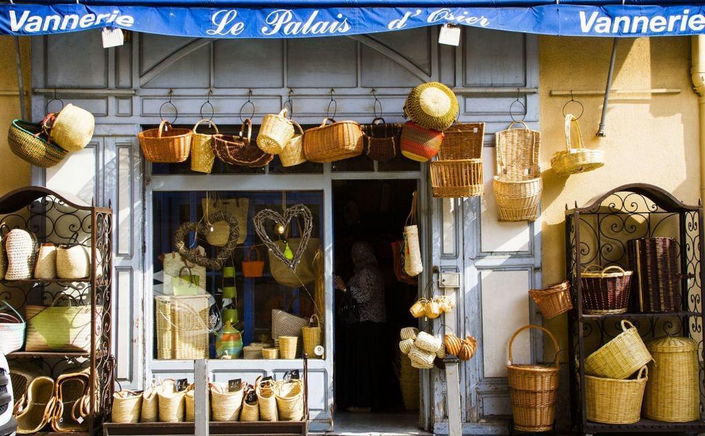 Cote d'Azur Lifestyle Decor Baskets MKSeales