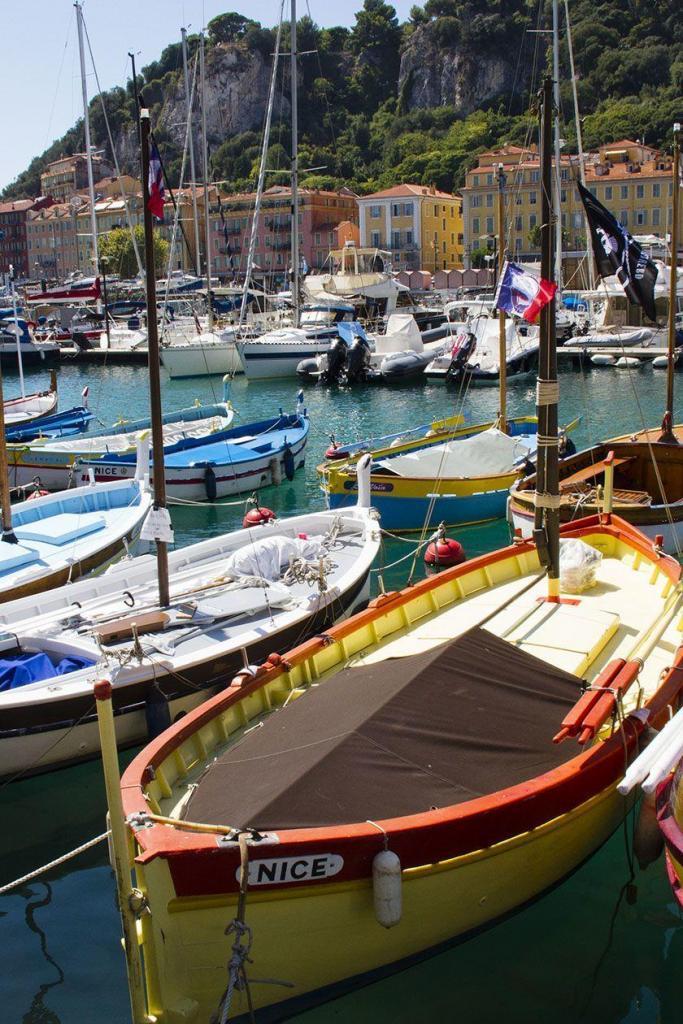Cote d'Azur Lifestyle Port de Nice MkSeales
