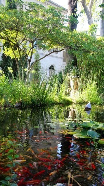 La Divine Comédie Avignon Luxury Suites Garden