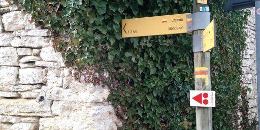 Morning Walk Lagnes to Sorgue @vauclusedreamer