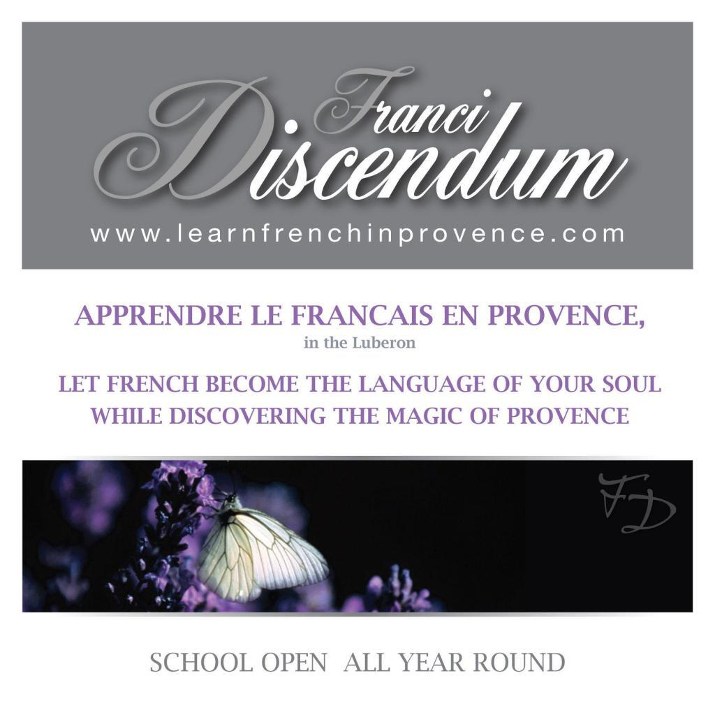 LEARN FRENCH with FRANCI DISCENDUM