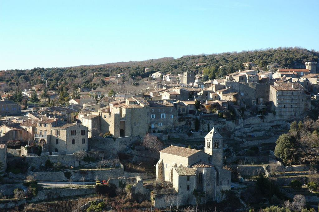 Learn French Provence FRANCI DISCENDUM Viens Village