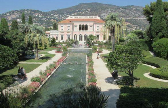 Villa Ephrussi Cap Ferrat French Riviera