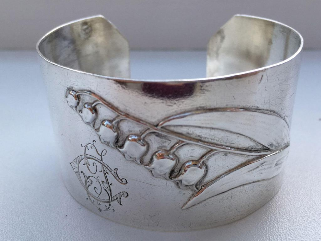 Dartmoor Silver Designs Cuff