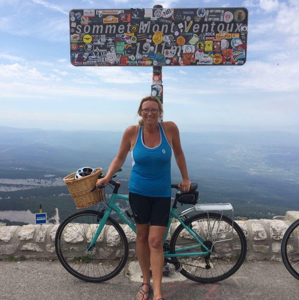 Expat Living in Provence Cycling Mont Ventoux Vaucluse Dreamer