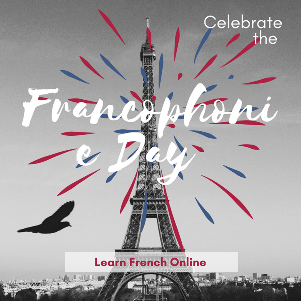Francophonie Day Online French Lessons