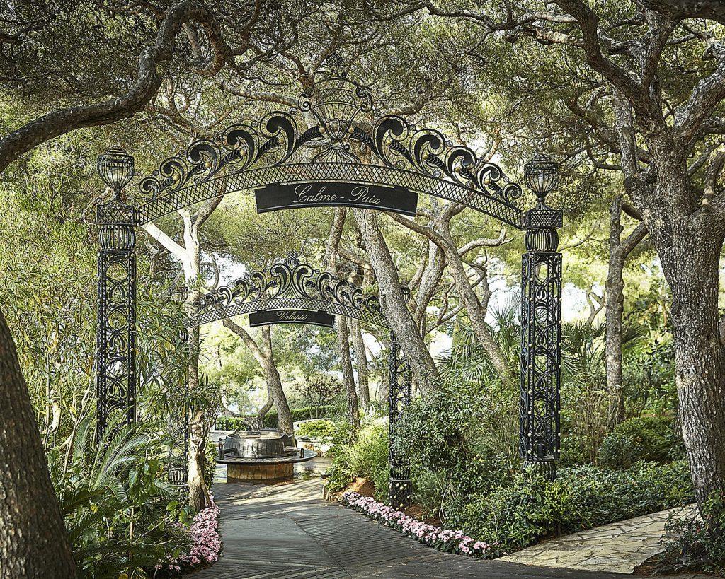 Grand Hôtel du Cap Garden