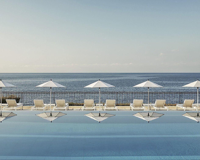 Grand Hôtel du Cap Pool