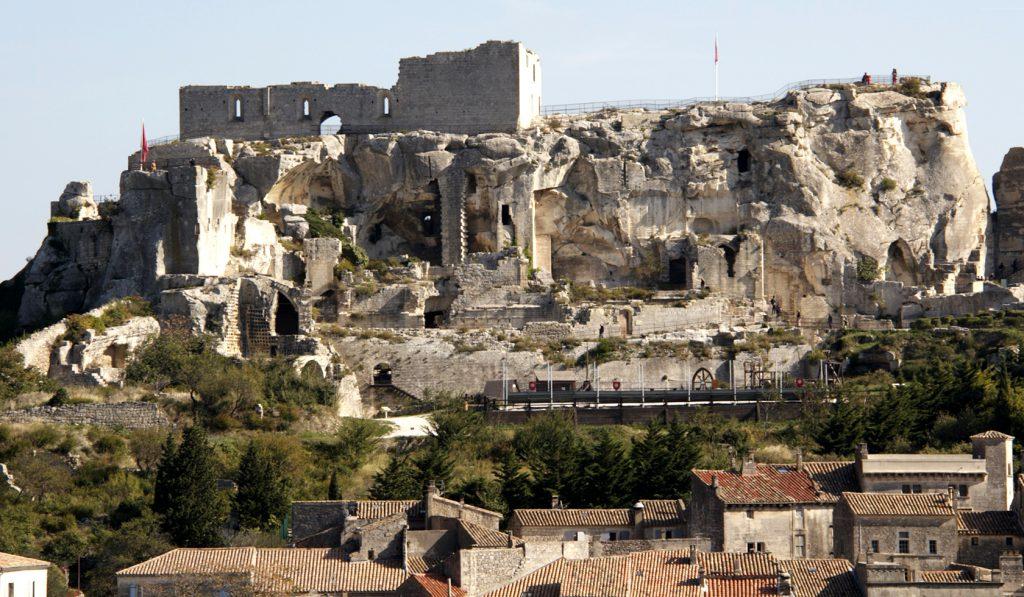 Instagrammable Castles Les Baux de Provence