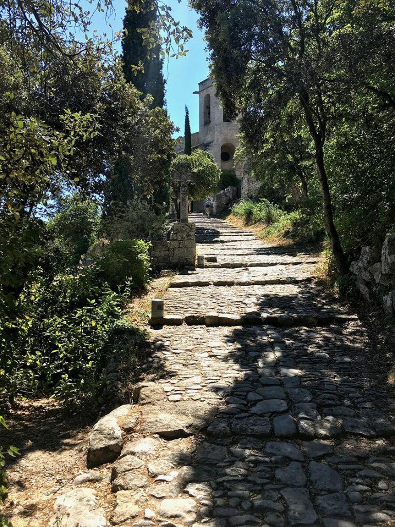Instagram Staircases Provence Oppede le Vieux
