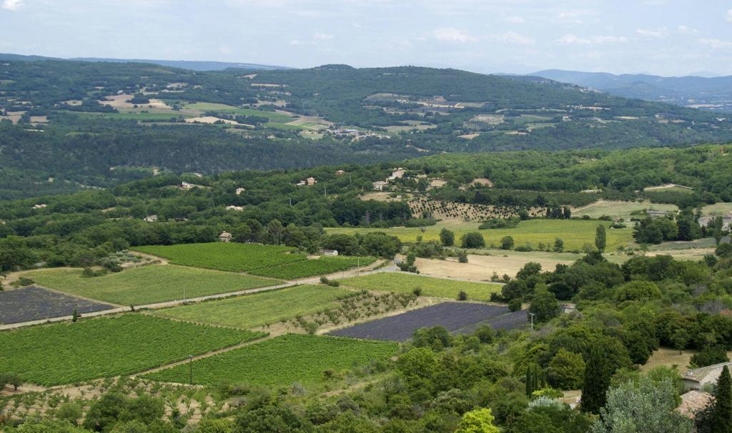 Instagram Sweeping Luberon Views Provence