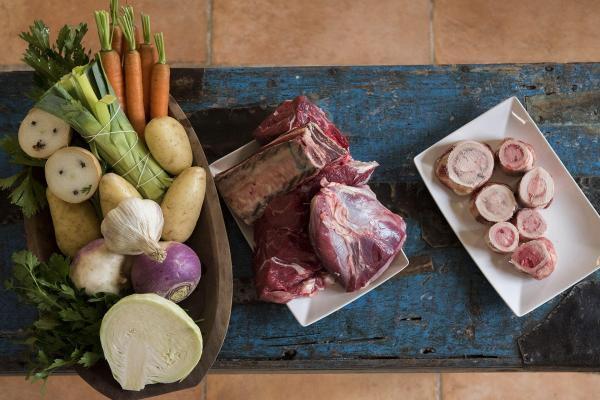Pot au Feu Casserole Cook'n with Class
