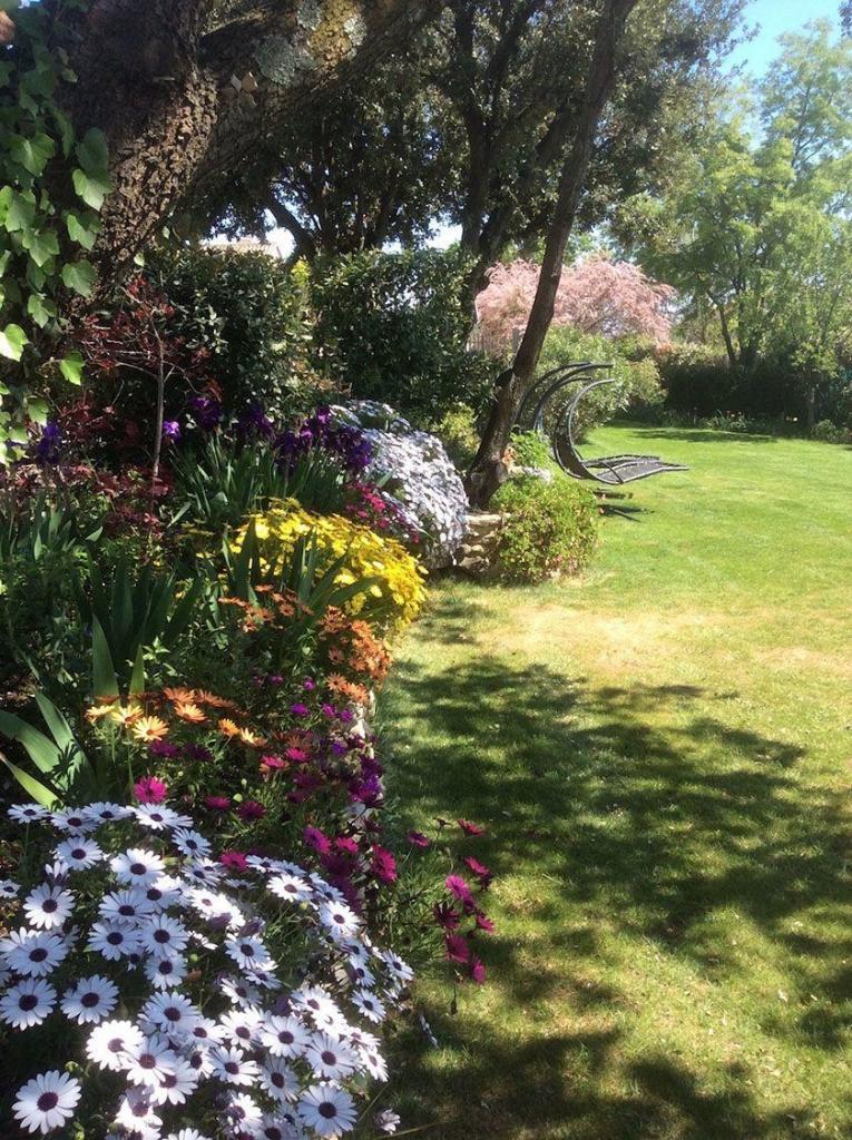 Expat Life South France Mas d'Augustine Luxury B&B Garden