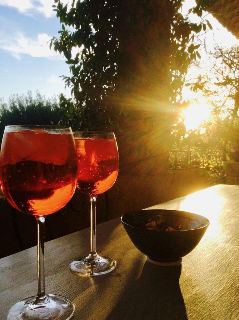 Expat Life South France Mas d'Augustine Luxury B&B Expat Life Cocktail Hour