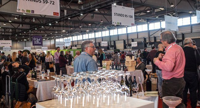Millesime Bio 2018 Wine Fair-Montpellier-@ProvenceWineZine